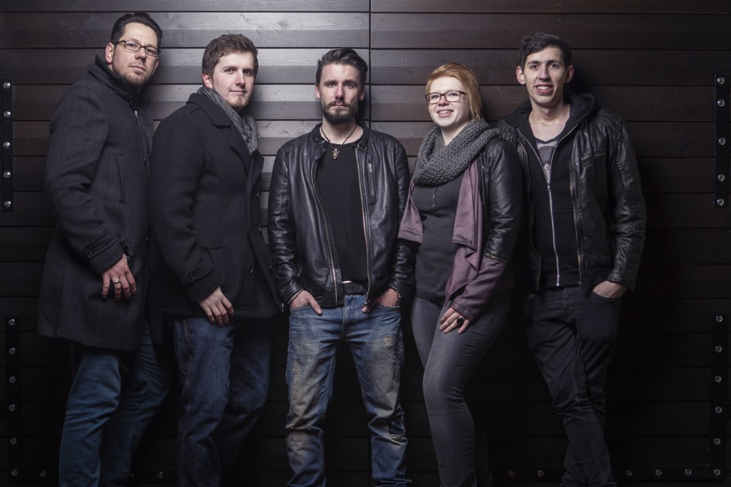 Klangsturm Band
