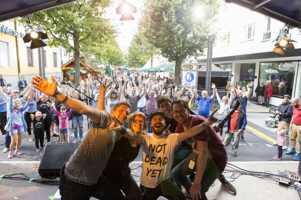 Fotos vom Stadtfest Gießen 2016