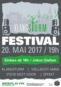 Klangsturm Festival